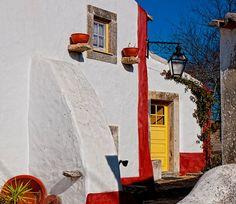 Alentejo tradicional house Portugal