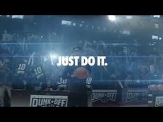 Nike's 25th anniversary 'Just Do It' commercial featuring LeBron James, Gerard Piqué, Serena Williams, Andre Ward and Chris Pine, and voiced by Bradley Cooper.