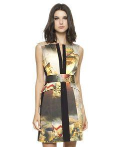 Vestido Yalman - Olympiah - Olympiah - Coquelux - O jeito smart de comprar chic na internet