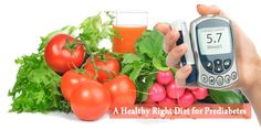 A #Healthy Right #Diet for #Prediabetes