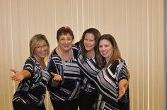 Solidarity, chorus quartet - Cindy, Arlene, Laura, Emily