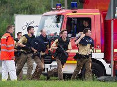 il popolo del blog,notizie,attualità,opinioni : a Monaco uno dei tre attentatori gridava «stranier...
