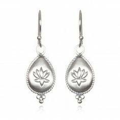 Blissful Blooms Earrings - Silver | Satya Jewelry