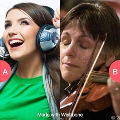 Does music make you happy or sad?  Click here to vote @ http://getwishboneapp.com/share/984986