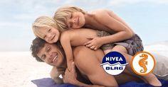 NIVEA & die DLRG – Seepferdchen für alle: Holen Sie sich das Gratis Unterstützer-Duschtuch! Kaufen Sie drei NIVEA Pflegeprodukte ab einem Gesamtwert von 9 € und NIVEA spendet 1 € an die DLRG.