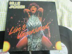 Millie Jackson Live And Uncensored Towerbell TAD LP 001 2x Vinyl LP Album Set