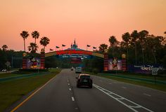 Tips for using Uber as an alternative to a rental car at Walt Disney World.