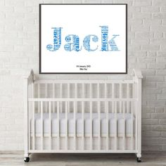 Personalized name print, new baby gift, new baby girl gift, new baby boy gift, boyfriend gift,husband gift,retirement gifts,christening gift