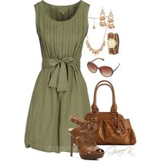 A fashion look from July 2014 featuring European Culture dresses, Jessica Simpson sandals y Jessica Simpson handbags. Browse and shop related looks.