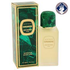 Jean Couturier Coriandre 100ml/3.3oz Eau De Toilette Spray EDT Perfume for Women