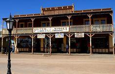 Silver Nugget Saloon (Tombstone, AZ)