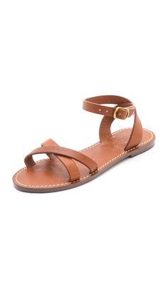 Boardwalk sandals.