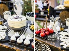 Black & White Monster Bash for Halloween, Better Homes & Garden Magazine Oct 2014
