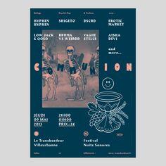 Poster design // src allesgut.fr