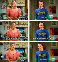 Big Bang Theory .