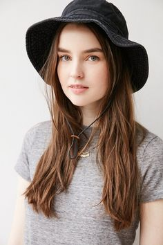 Urban Outfitters Washed Canvas Fishing Bucket Hat ( 24) ce23e67333d9