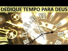 Viver em Cristo - dedique tempo para Deus
