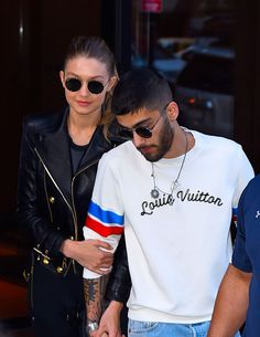 This Is the Sweetest Sign That Gigi Hadid and Zayn Malik Are Back Together