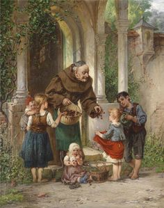 Adolf Humborg - Cherries for the Children