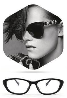 CHANEL Chanel, Eye, Sunglasses, Fashion, Moda, Fashion Styles, Sunnies, Shades, Fashion Illustrations