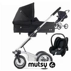 http://www.bebeqo.nl/mutsy-4rider-next-cargo-new-zwart-kinderwagen-reiswieg-autostoel Mutsy 4rider Next Cargo New Zwart Kinderwagen Reiswieg Autostoel - 4Rider - Mutsy - kinderwagen Bebeqo