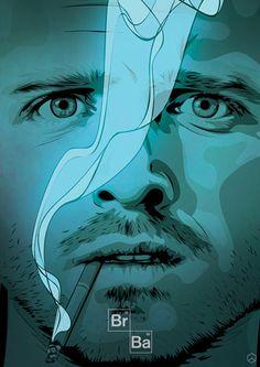 <b>Jesse Pinkman</b>                  <br /><a href='http://society6.com/dwid/Jesse-Pinkman-pwD_Print'>Acheter sur Society6</a>