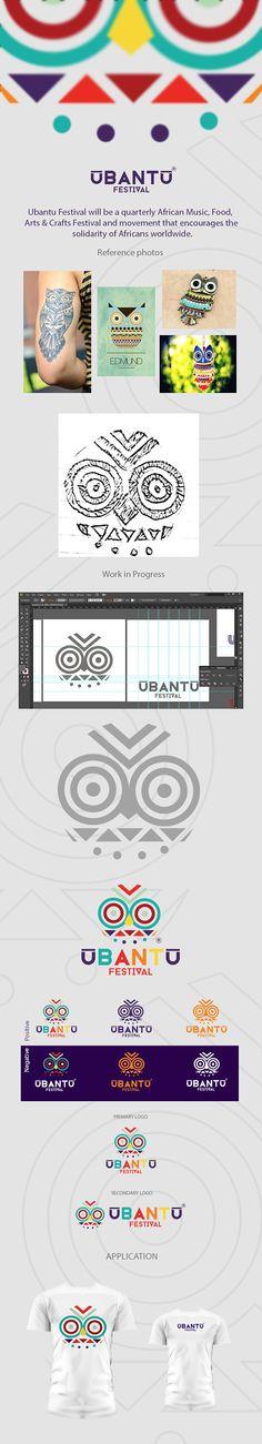 UBANTU® FESTIVAL on Behance