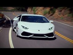 Lamborghini Huracan: Brute in a suit (CNET On Cars, Episode 63) - YouTube