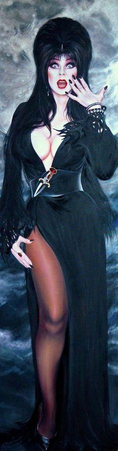 Elvira by Fredianparis on Deviantart