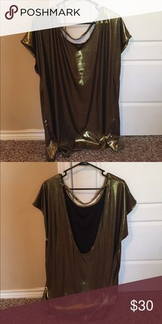 NEVER WORN American Apparel dress Lovely for Halloween parties or themed parties! Never worn before! Open back. Size medium American Apparel Dresses