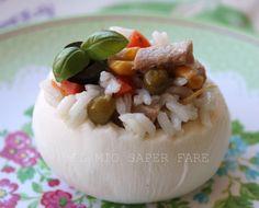 Consigli per uninsalata di riso perfetta