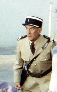 http://www.gelukken.be/ likes this ••• Louis de Funes @ the movies. In the seventies.
