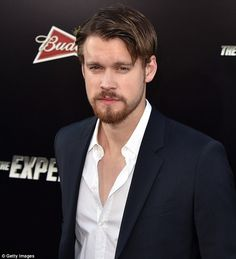 Glee star Chord Overstreet at the Expendables 3 premiere