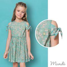 Baby Girl Frocks, Frocks For Girls, Kids Frocks, Little Dresses, Little Girl Dresses, Girls Dresses, Baby Girl Fashion, Toddler Fashion, Kids Fashion