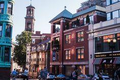 Harvard Square, MA