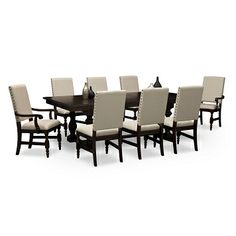 Chesapeake II Dining Room Collection | Furniture.com-Counter ...