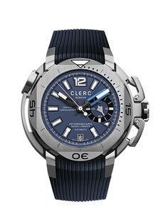 HYDROSCAPH CENTRAL CHRONOGRAPH CHYE-144