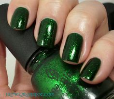Emerald- Pantone's 2013 color of the year