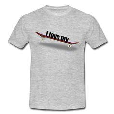 Wer sein Board liebt - der kauft sich dieses Shirt...!   https://shop.spreadshirt.de/DaiSign/shirt+-A106225562  #Longboard #Skateboard #Snowboard #longboarding #skateboarding #snowboarding #outdoor #Sport #Shirt #TShirt #Spreadshirt #DaiSign