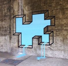 When you hit the wall...  make #art  #life #real #fresh #dope #street #perspective #poww