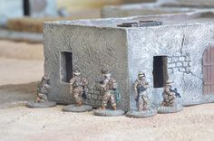 Jay's Wargaming Madness: Some Corner Of A Foreign Field - Modern Afghanistan AAR Bolt Action Game, Miniature Wargames, Hill City, Model Tanks, Wargaming Terrain, Tabletop Games, Scale Model, Board Ideas, Afghanistan
