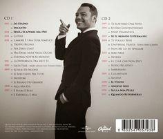 The Best Of – Tiziano Ferro   Tracklist * http://voiceofsoul.it/the-best-of-tiziano-ferro/