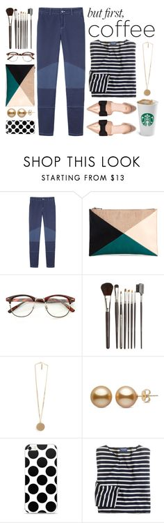 """""""all I need"""" by emilylauraa ❤ liked on Polyvore featuring See by Chloé, Sole Society, Louise Young Cosmetics, Givenchy, J.Crew, H&M, casual, chic, preppy and jeans"""