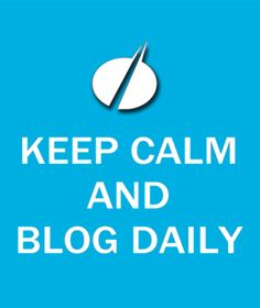 Blog daily and earn money! It's easy! :) Learn how!