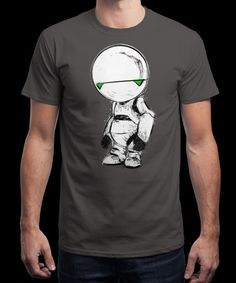 Paranoid Android: qwertee.com