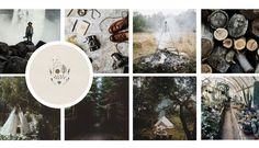 Agape Photography Small Cottage Interiors, Celestial, Green, Photography, Outdoor, Illustrations, Logo, Ideas, Design