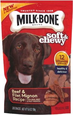 Milk-Bone Soft and Chewy Dog Snacks ** Trust me, this is great! Click the image. : Dog treats