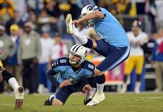 Tennessee Titans Top Pittsburgh Steelers With Last Second Field Goal