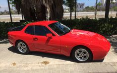 Had an influx of 944 Turbos added recently (no bad thing)! Here's a lovely 1986 example