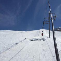 Ski de printemps dans les Hautes-Alpes. Merci à Guillaume pour cette photo !
